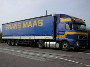 Frans Maas    Volvo