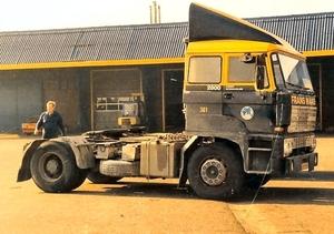 Frans Maas DAF 2800