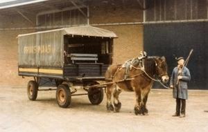 Frans Maas Paarden Tractie