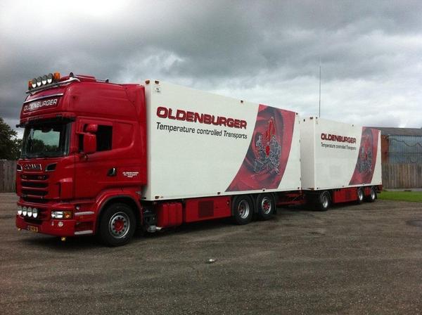 Nieuwe Scania combi