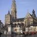 Antwerpen _Groenplaats, Olv Kathedraal