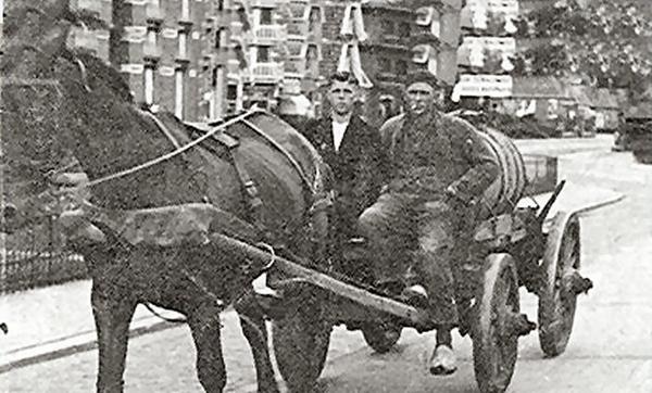 Pieter en Gerrit Gorter