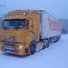 Heditrans - Ulrum  in de sneeuw