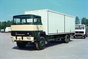 MAGIRUS-DEUTZ 160