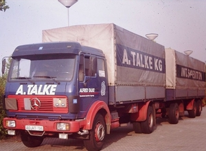 MERCEDES-BENZ A.TALKE KG (D)