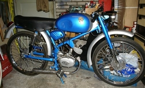 Stella Veneta Sport 3V 1957