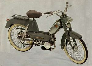 Terrot Rs Grand Luxe 1968