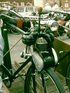 Topres fietsmotor