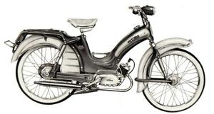 Victoria Vicky Luxus 1959