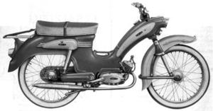 Victoria Vicky super Luxus 1959