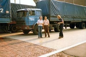 Man links is Albert Oortwijn