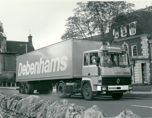 RENAULT  DEBENHAMS (GB)