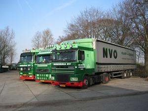 Boerema     DAF, Volvo. Mercedes