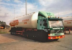 Boerema - Uithuizermeeden  Tank