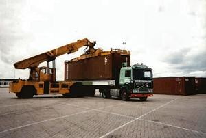 Boerema Container Transport