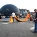 021-Opstelling van proefballon-Solar Spirit