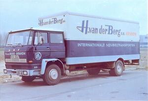 DAF-2000 H van der BERG b.v ARNHEM