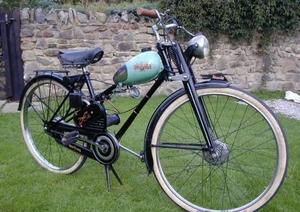 Bianchi Aquillotta 1951