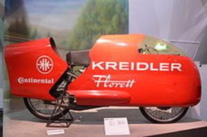 Kreidler Florett 1965 voor record races