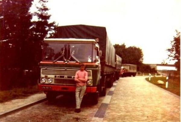 Chauffeur;  Hidde Smits