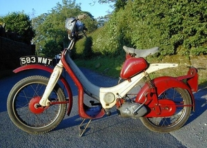 BSA. Dandy 1959