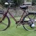 BSA. Winged Wheel 1952