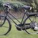 BSA. Wingedwheel 1953