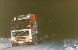 BS-81-HZ  Hartje winter in Zweden, 1985
