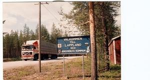 BS-81-HZ     in  Lapland 1985