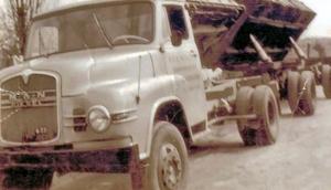 Chauffeur; Siebrand Hogerwerf