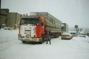 Chauffeur;  Stef Akkerman   Helsinki winter 1994