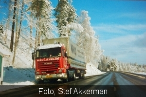 Chauffeur; Stef Akkerman