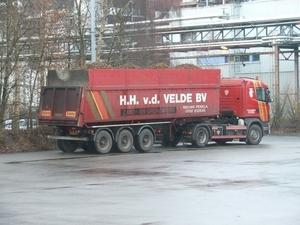 HH van der Velde