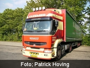 Chauffeur; Patrick Hoving