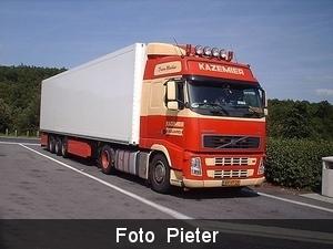 Chauffeur; Pieter