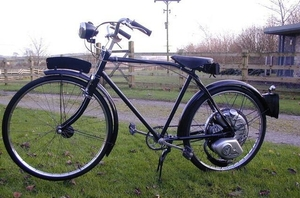 Cyclemaster 1951