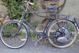 Cyclemaster 1952