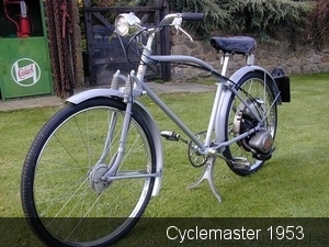 Cyclemaster 1953