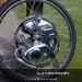 Cyclemaster 1953 verchroomd