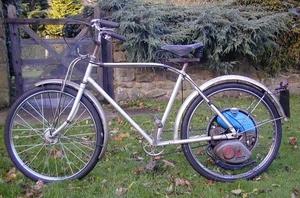 Cyclemaster 1954 - 32cc
