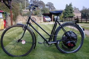 Cyclemaster 1956