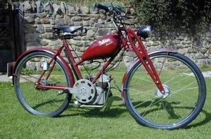 Ducati Cucciolo  Britax 1952