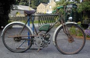 Ducati Cucciolo 1940