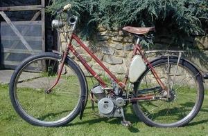 Ducati Cucciolo 1950