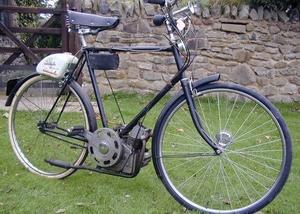 Ducati Cucciolo 1953