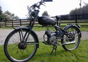 Ducati Cucciolo 1956