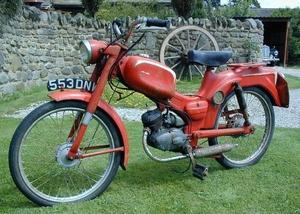 Ducati Puma 1953