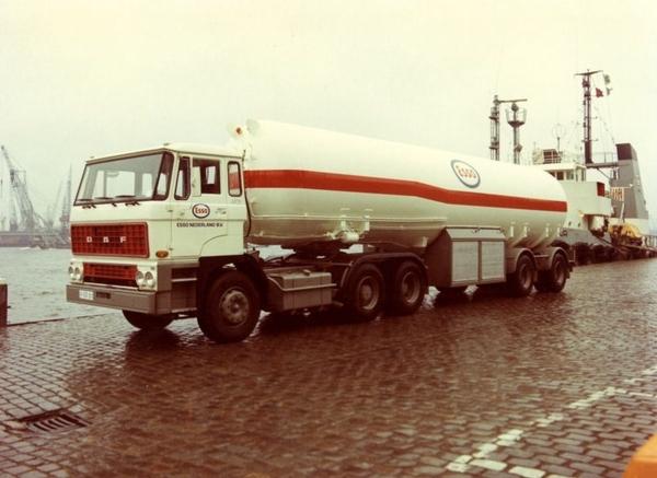 DAF-2800 Esso Nederland