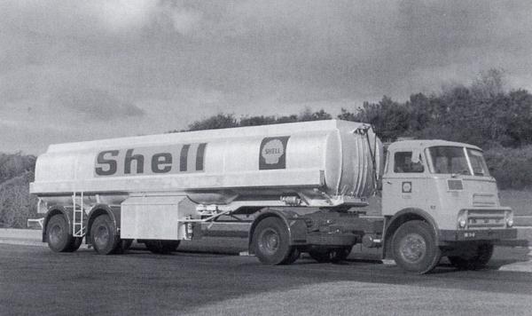 DAF-T2400 SHELL (NL)