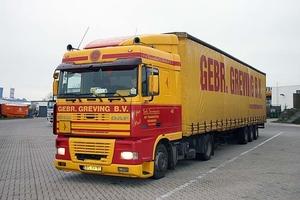 BG-XV-91  Chauffeur; Piet Postma